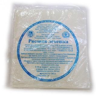 Рисовая бумага квадратная 200 г