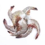 Креветка тигровая 21/25 без головы 1 кг